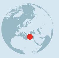 Location of Crete