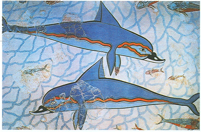 The Blue Dolphins