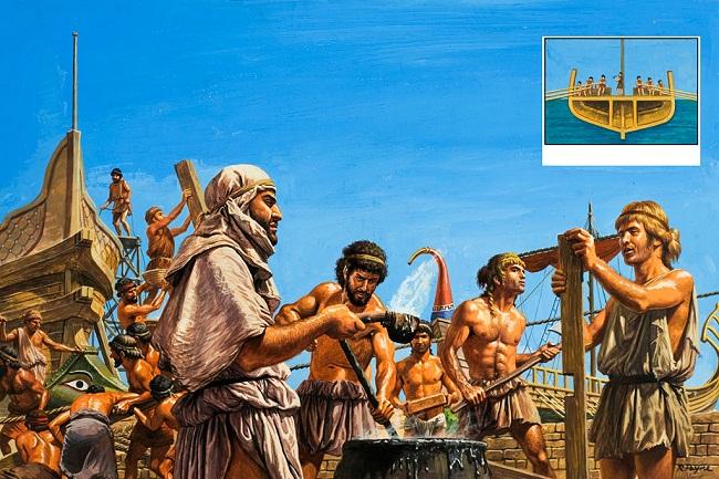 Athenian Navy