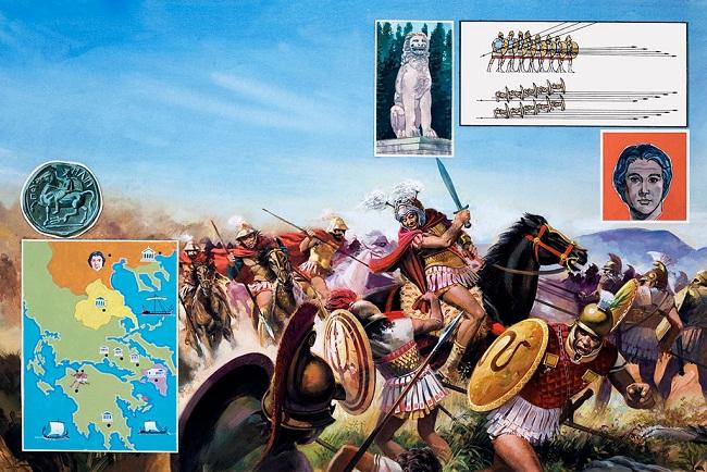 Alexander at Chaeronea