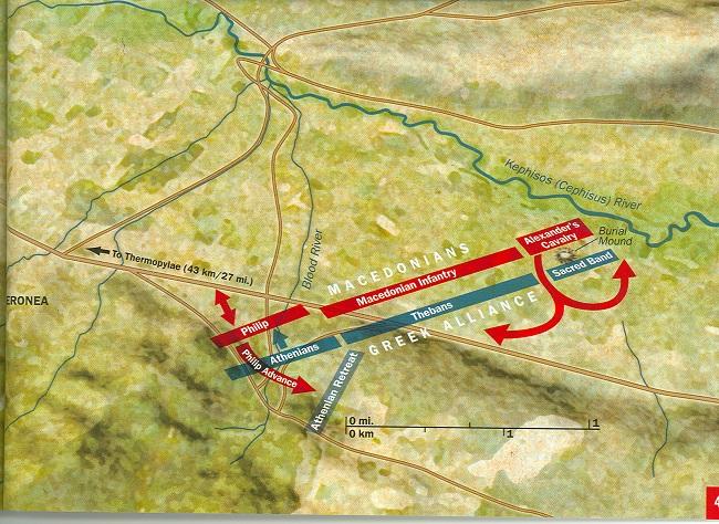 Battle of Chaernea