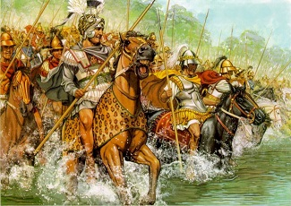 Battle of Granicus River