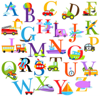 each week we will be studying themes and sounds of different letters of the alphabet until all letters have been introduced here is the order in which all